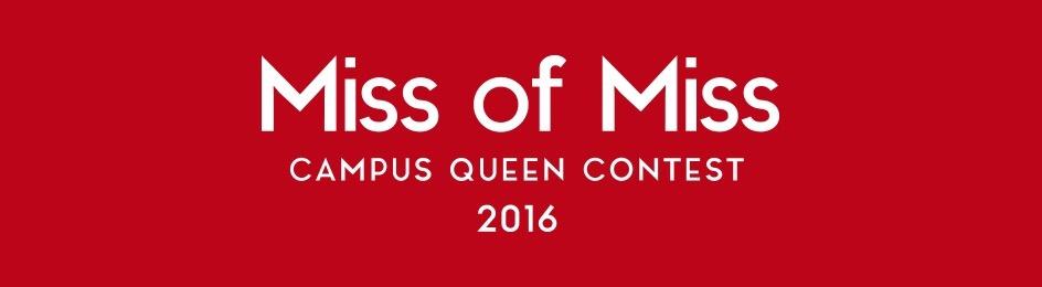 日本一のミスが決まる!Miss of Miss