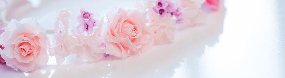 可愛い♡ハンドメイドお花アクセサリー
