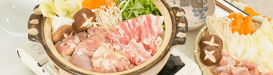 冬の定番☆お鍋レシピ特集