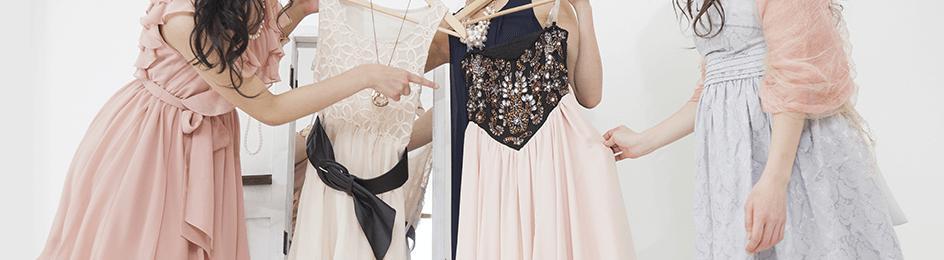 結婚式お呼ばれファッション♪