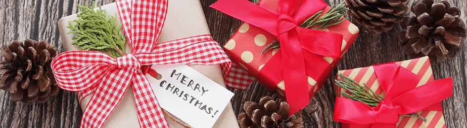 みんなは何贈る?クリスマスプレゼント特集
