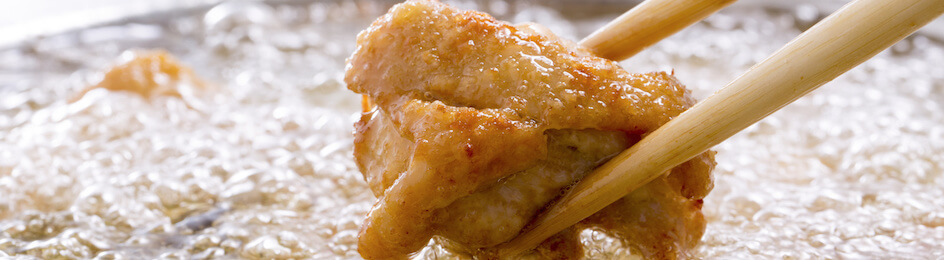 Deep Fried Food Recipes