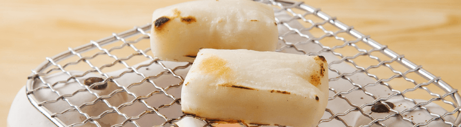 モッチリ美味しいおもちレシピ
