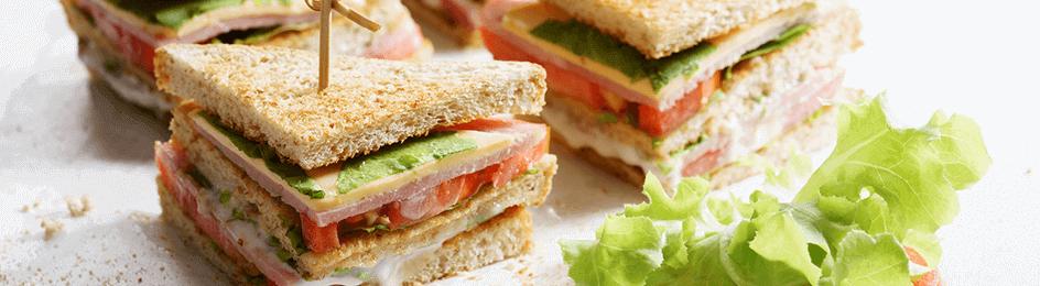 人気のおすすめサンドイッチレシピ