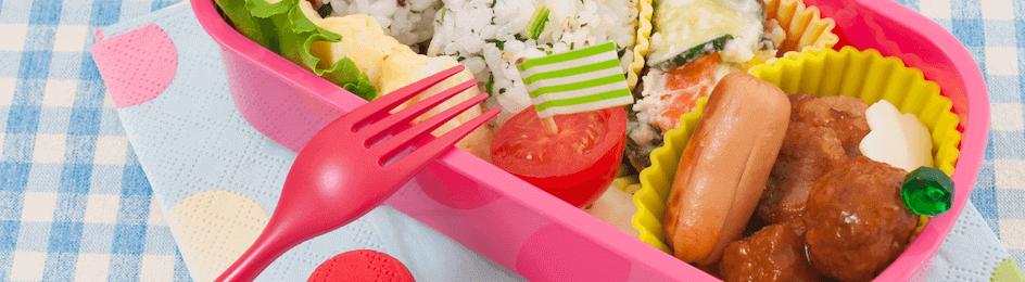 夏に最適☆簡単お弁当レシピ