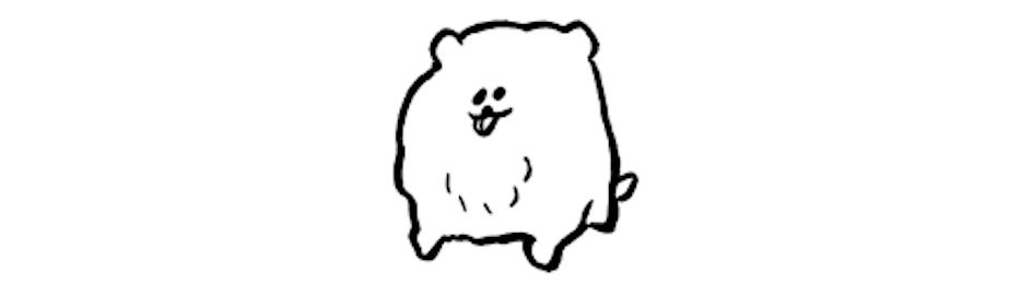 大人気のゆるっとアニメ♡「ちゃがちゃがちゃがまる!」