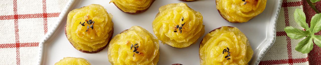 食欲の秋!秋に食べたい芋系スイーツレシピ