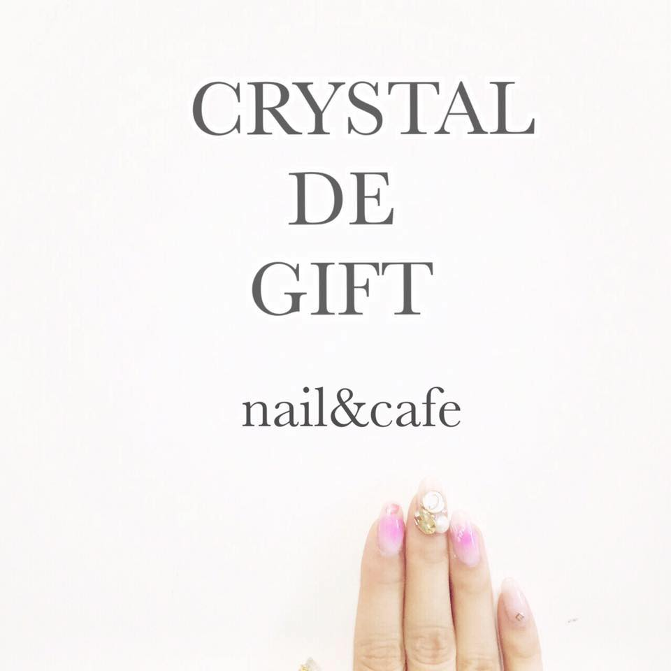 Crystal de gift nail&cafe