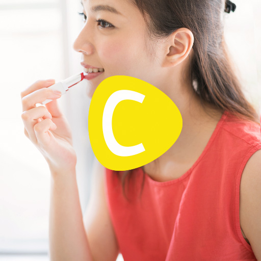 CCHAN メイク